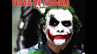3 UM SÓ PART TRIBO DA PERIFERIA  - TERRA DE PIRANHA