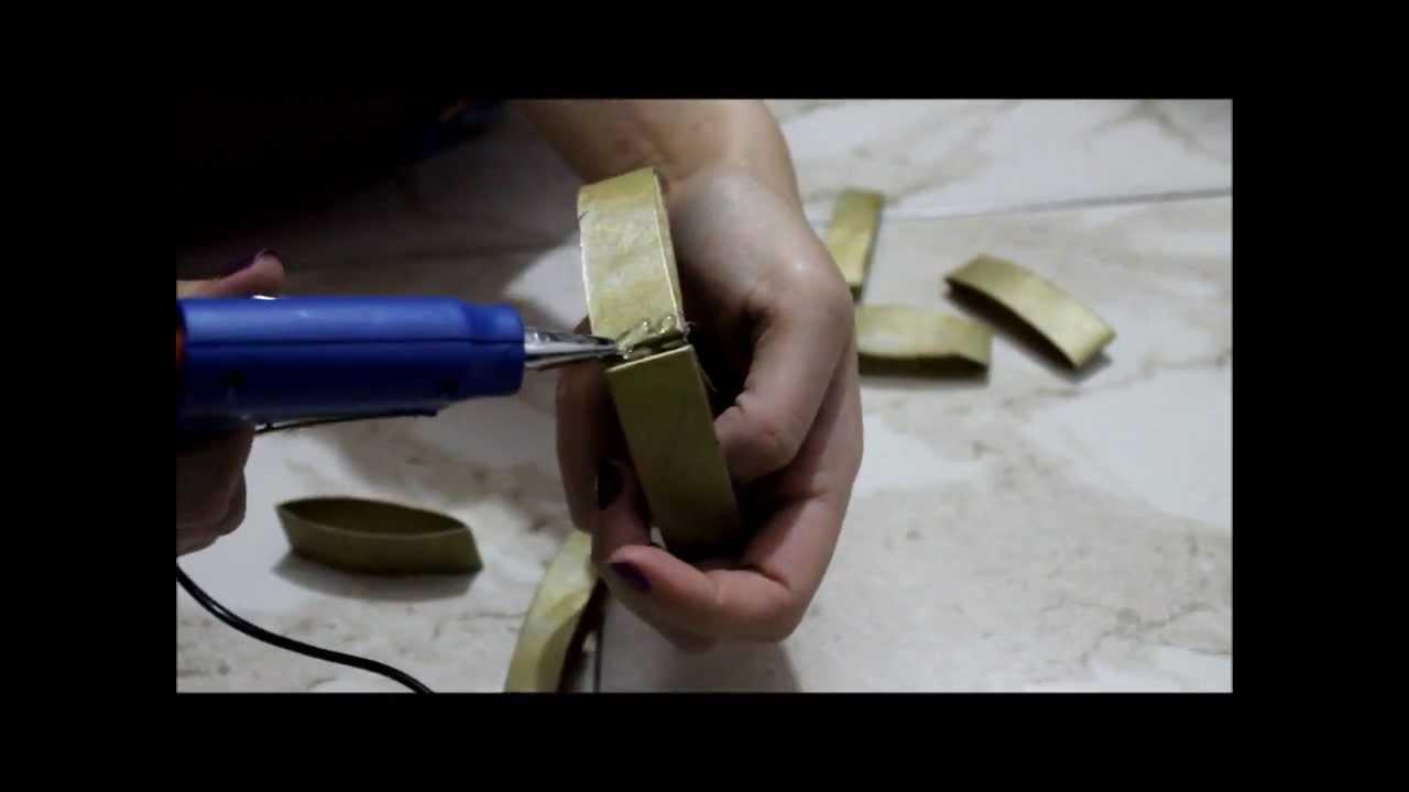 abbastanza Tutorial: Stelle di cartone con rotoli di carta igienica - YouTube VL94