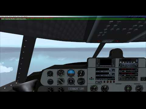 FSX - Buffalo Airways French Polynesia Tour - C-46 Commando - Leg 10