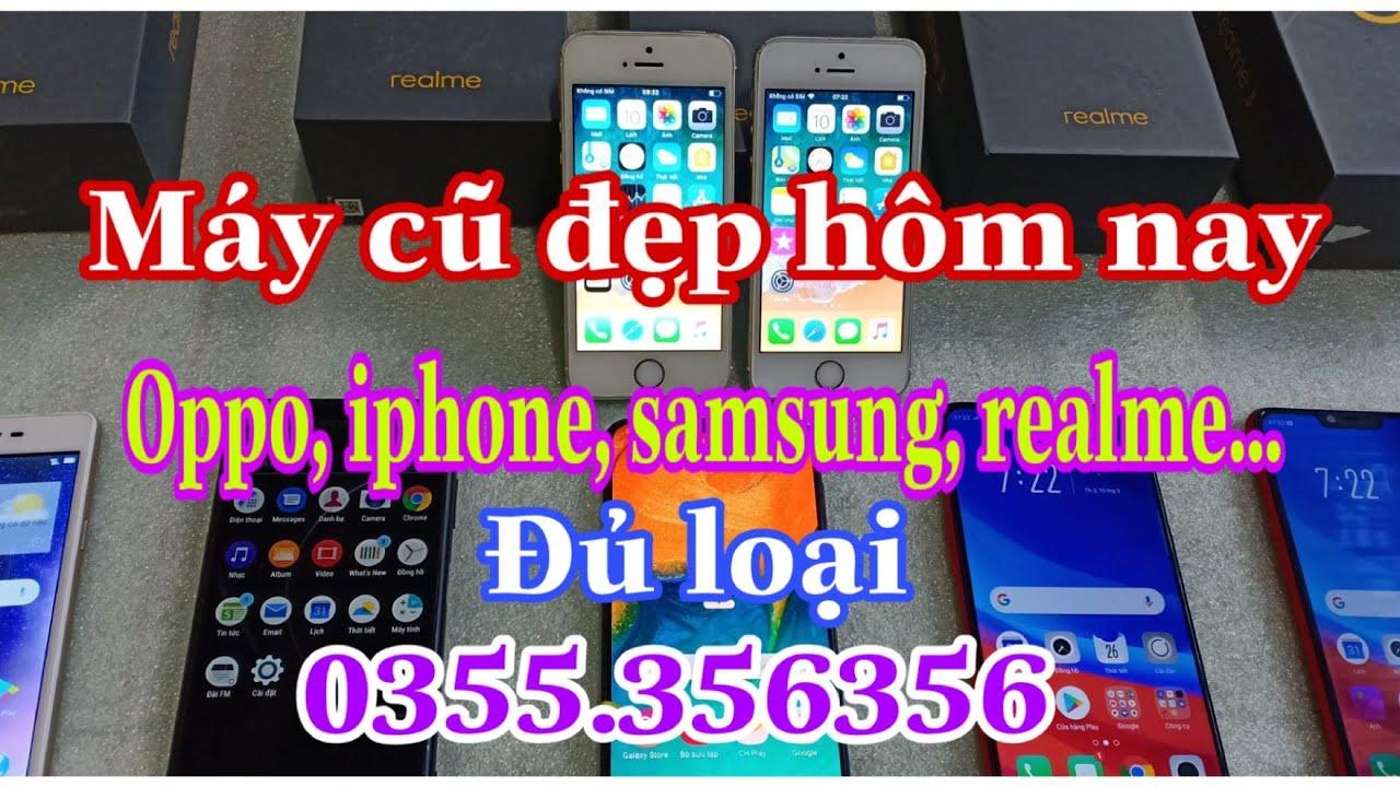10.03.2020. Điện thoại cũ giá rẻ. iPhone, oppo, Sony, realme giá rẻ. Từ 950k