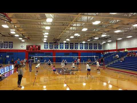 SWIC Volleyball Vs LLCC Oct 2018