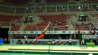 RITTSCHIK Ivan (GER) - 2016 Olympic Test Event, Rio (BRA) - Qualifications Horizontal Bar