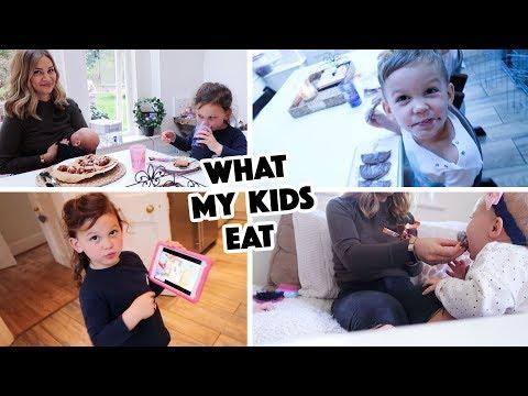 What My Kids Eat!   Mum of 4 thumbnail