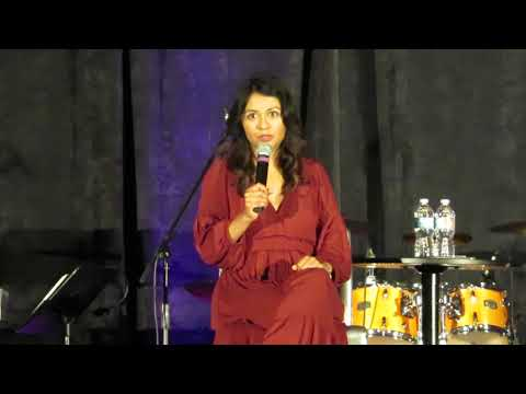 Karen David OUAT Orlando 2018 Panel  Part 2