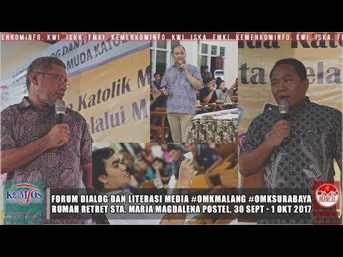 Forum Dialog dan Literasi Media  - Malang