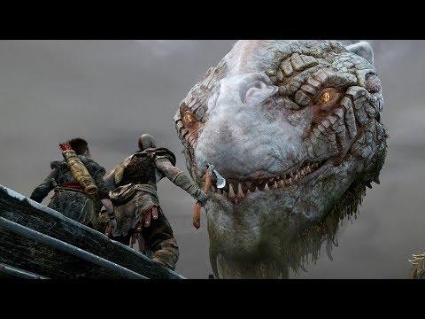 God of War Gameplay Trailer E3 2017 (1080p)