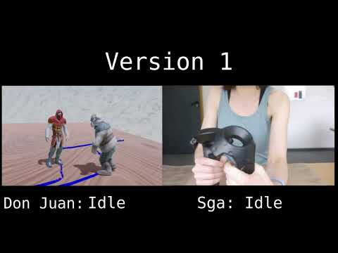 Spatial Motion Doodles: Sketching Animation In VR. Additional Video Material