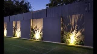 Уличное освещение в саду  30 примеров уличных светильников и фонарей для сада(, 2017-01-27T07:43:52.000Z)