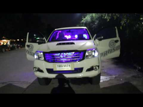 เทสเสียง Vigo Smart Cab บ่าวเนื้อทอง คนพระซอง-นครพนม