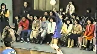 第14回日本リーグ1 新日鉄VS松下電器 (1981)