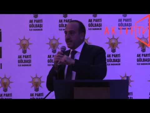 Gölbaşı Belediye Başkanı Fatih Duruay