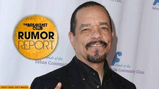 Ice-T Hates on Bagels and Coffee