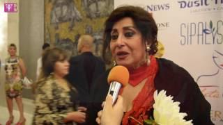 خاص بالفيديو.. سهير المرشدي تعرب عن سعادتها بتكريم 'بهيج حسين'
