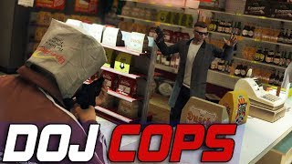 Dept. of Justice Cops #662 - The Perfect Robbery