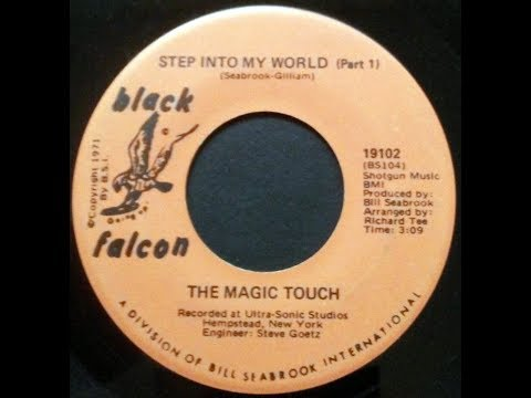 Step Into My World - The Magic Touch