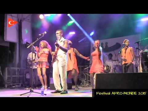 Sam Fan Thomas en concert Live au festival Afro-Monde du 11 juillet 2015 à Montréal