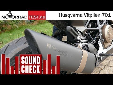 Sound | So klingt die Husqvarna Vitpilen