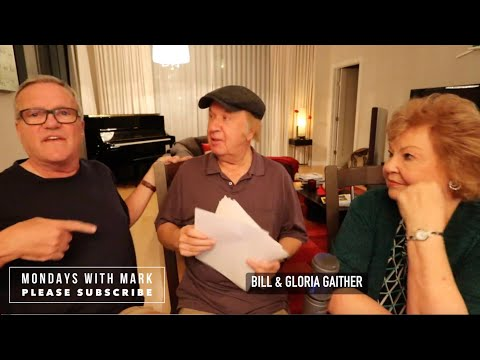 Mark Lowry - Bill & Gloria Gaither on MONDAYS WITH MARK