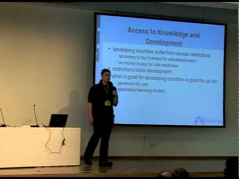 22C3 access to knowledge (1/4)