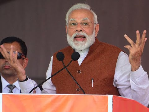Chandrababu Naidu 'senior' to me in backstabbing, switching sides: PM Modi in Guntur
