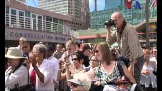 KRI Dewaruci di Baltimore, Maryland, USA - Liputan Pop News untuk Dahsyat Juni 2012