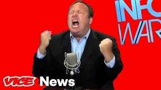 Alex Jones Can\'t Stop Screaming | Alex Jones Master Class Part 4