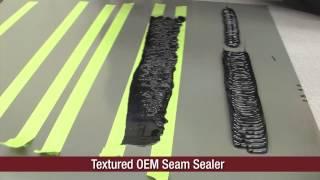 Seam Sealer Matching Made Easy