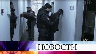 В Москве пресечена деятельность группы лиц, подозреваемых в краже денежных средств.