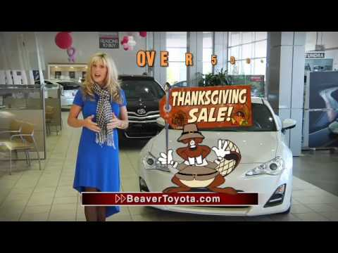 Superb Thanksgiving Sale Beaver Toyota St. Augustine   YouTube