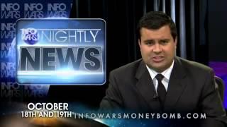 Infowars Nightly News   Monday October 15 2012   Full Length