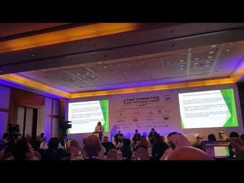CMS at Kuwait Sustainable Energy & Technology Summit