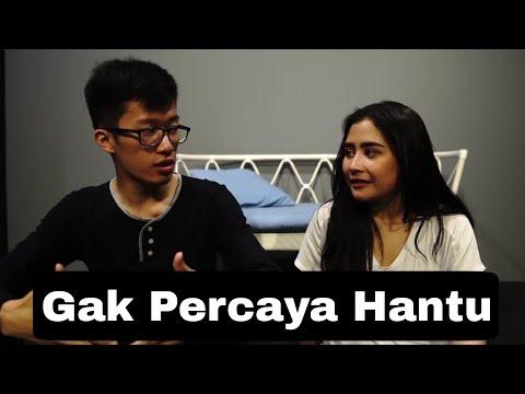 GAK PERCAYA HANTU ft. Prilly Latuconsina