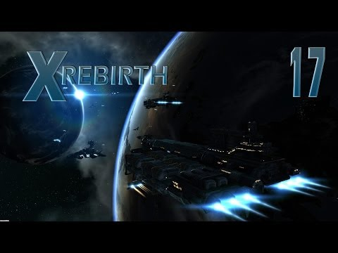 X:Rebirth (Ep. 17) - Station Building