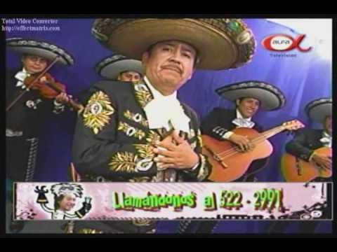 Ver Video de Pepe Aguilar PEPE AGUILAR DEL PERU - EL AVENTURERO - PROGRAMA TV