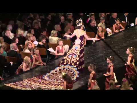2011 Coronation of the Queen - San Antonio Fiesta Event ---DVD vs BluRay