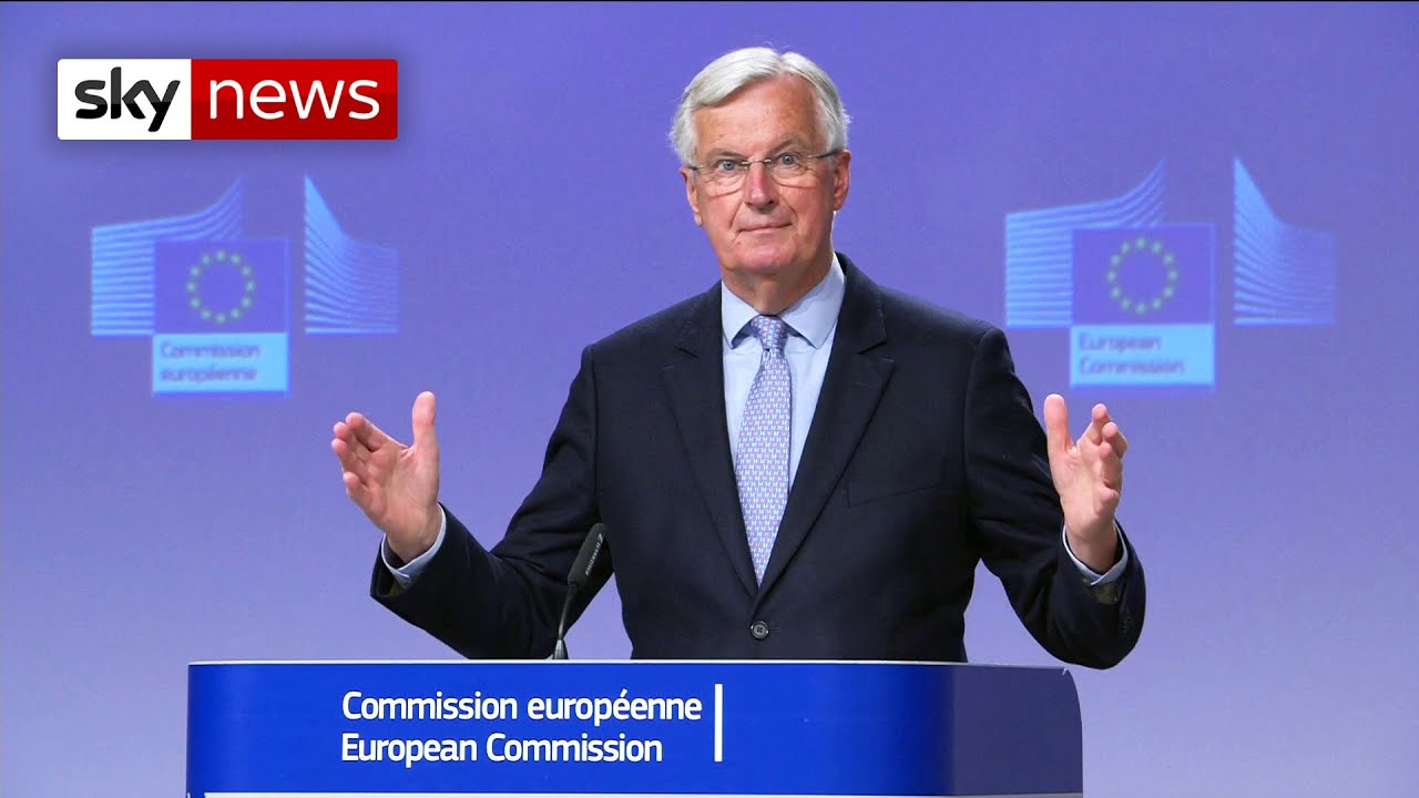 EU negotiator 'disappointed' by Brexit talks that are 'going backwards'