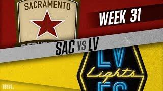 Sacramento Republic FC vs Las Vegas Lights FC: October 13, 2018