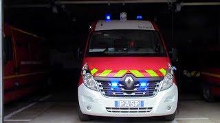 Véhicules Sapeurs-Pompiers (SDIS 23 & 41)