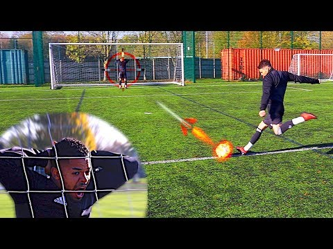 MISSILE FOOTBALL | BILLY VS JEZZA