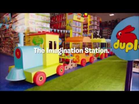 LEGO Duplo presents The Imagination Station at Smyths Toys