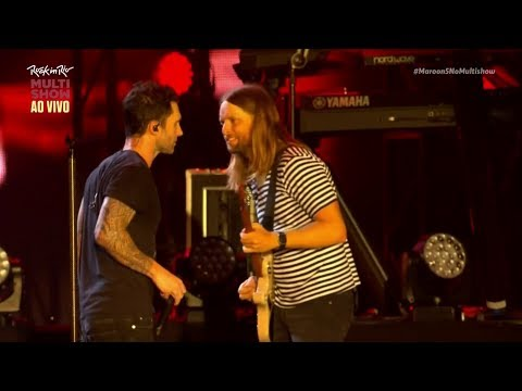 Adam Levine vs James Valentine - High Note Battle.