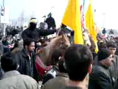 Regime spectacle at Azadi square in Tehran on 22 Bahman - Iran 11 Feb 2010
