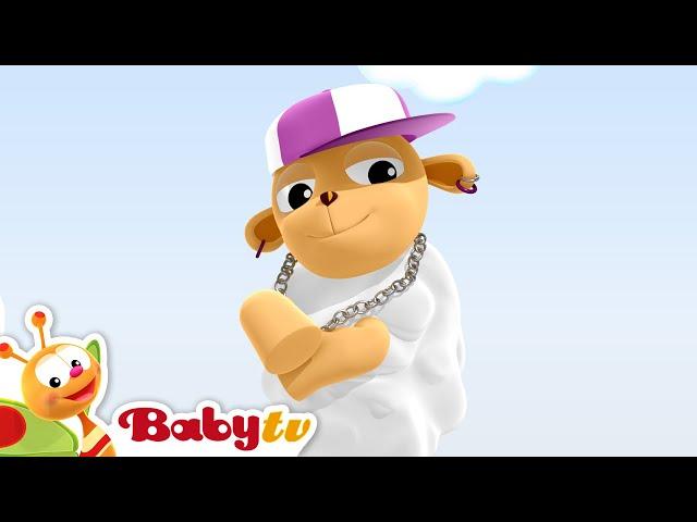 Hiphop dansende schapen - BabyTV Nederlands