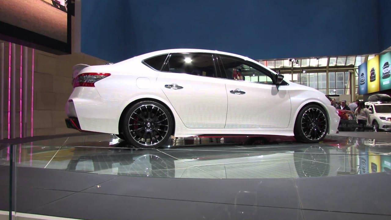 2015 Nissan Sentra Nismo Concept At The 2014 CIAS Canadian ...