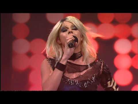 Courtney Act  You Shook Me All Night Long Australian Idol Season 1 Wildcard Round