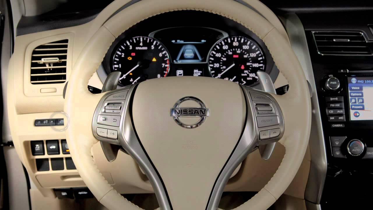 2013 Nissan Altima Sedan Trip Odometer Youtube