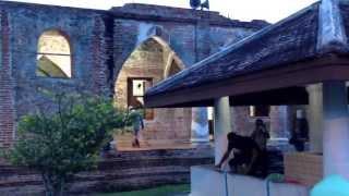 Azan in krisek mosque , pattani, thailand