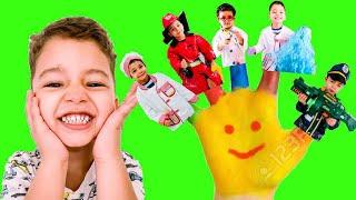 Finger Family Song | Daddy Finger Family Song Nursery Rhymes for kids