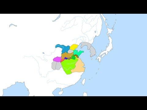 Warring States of China