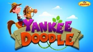 Yankee Doodle Went to Town | Children Nursery Rhyme Song - KidsOne
